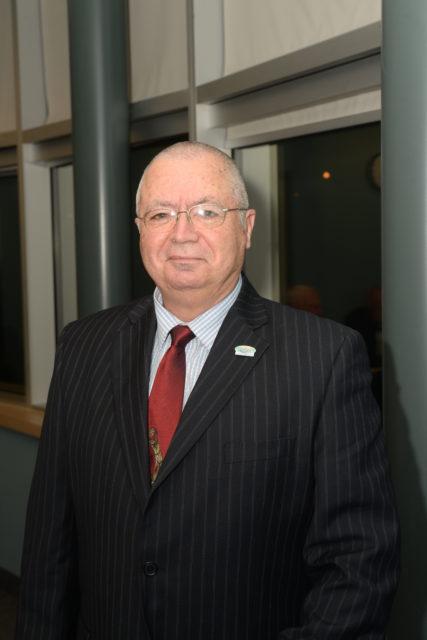 Image of councillor David McCue