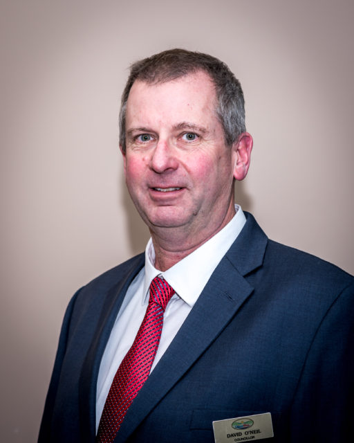 Image of councillor David O'Neil