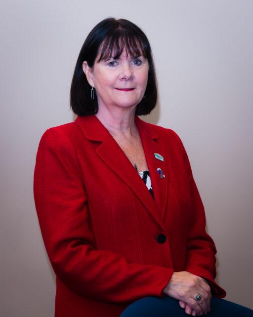 Image of councillor Sally Freeman