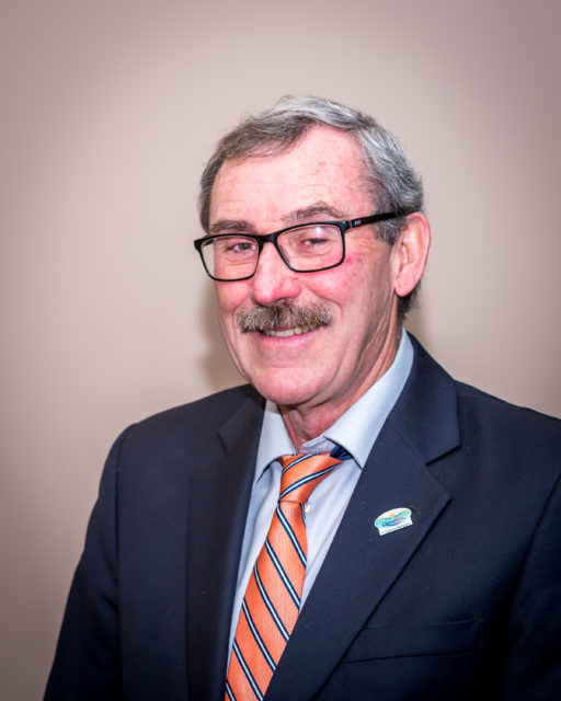 Image of councillor Terry Cassidy