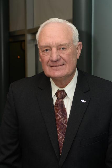 Image of deputy mayor Jim Alyea