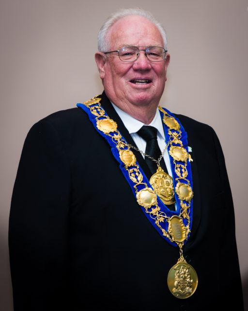 Image of Mayor Jim Harrison