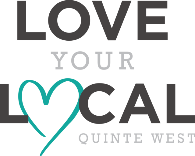 Love Your Local Quinte West logo